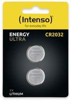 Vorschau: Lithium-Knopfzelle INTENSO CR2032, 2 Stück