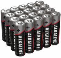 Vorschau: Mignon-Batterie-Set ANSMANN, Alkaline, 20 Stück in einer Box, 1,5 V-