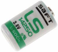 Vorschau: Lithium-Batterie SAFT LS 14250, 1/2 AA (Mignon), 3,6 V-, 1200 mAh