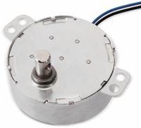 Vorschau: Synchron-Getriebemotor TDY-230, 230 V~, 4 W, 60 U/min