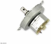 Vorschau: Gleichstrom-Getriebemotor TDY-12, 12 V-, 0,18 A, 8 U/min