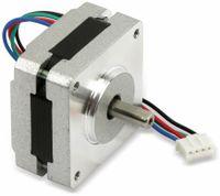 Vorschau: Schrittmotor ACT 16HS2404L14.5P1-X 1,8°, 2 Phasen, 8,4 V