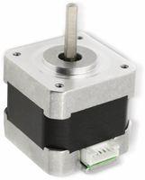Vorschau: JOY-IT Schrittmotor NEMA14-01, 1,8°, 2 Phasen, 12 V, 0,1 Nm