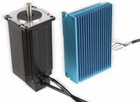 Vorschau: JOY-IT Schrittmotor mit feldorientiertem Regulator NEMA23-04CL, 1,8°, 2 Phasen, 3,15 V, 3 Nm