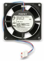 Vorschau: Axiallüfter PAPST MULTIFAN 8312L, 80x80x32 mm, 12 V-