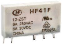 Vorschau: Printrelais HONGFA HF41F/024-ZS
