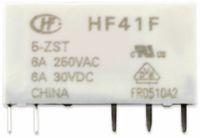 Vorschau: Printrelais HONGFA HF41F/005-ZST