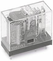 Vorschau: Relais OMRON G2R2E-12, print, 2xUM, 12 V-, 5 A