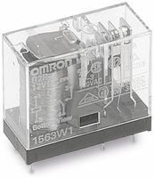 Vorschau: Relais OMRON G2R2E-24, print, 2xUM, 24 V-, 5 A