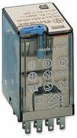 Vorschau: Relais Finder F 55.34, 24 V-, 4xUM, 7 A, LED-Anzeige, Freilaufdiode