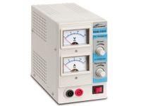 Vorschau: Regelbares Netzgerät RNG-1502, 0...15 V-/0...2 A