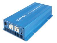 Vorschau: Sinus-Wechselrichter COTEK SK1500-224, 24 V-/230 V~, 1500 W