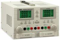 Vorschau: Labornetzgerät QUATPOWER LN-3003XIII, 2x 0...30 V-, 0...3 A, 5 V-/3 A