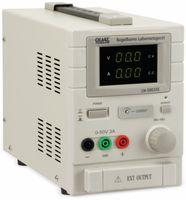 Vorschau: Labornetzgerät QUATPOWER LN-5003XE, 0...50 V-, 0...3 A