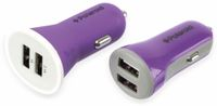 Vorschau: KFZ USB-Lader POLAROID, 2-fach, 5 V/max. 3,1 A