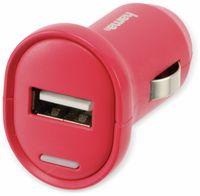 "Vorschau: KFZ USB-Lader HAMA ""Picco"" 136122, 5 V-/1 A, pink"