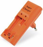 Vorschau: Steckerlader SUPER CHARGER KN-100, 2x AAA/AA