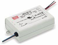 Vorschau: Schaltnetzteil MEANWELL APV-35-24, 24 V-/1,5 A