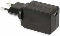 USB Lader KFZ, GOOBAY 44177, 2,4 A, 2 fach, schwarz online