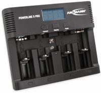Vorschau: Ladegerät ANSMANN Powerline 5 Pro