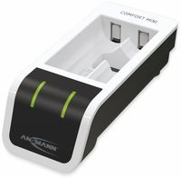 Vorschau: Ladegerät ANSMANN Comfort Mini, mit USB-Eingang