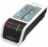 Vorschau: Ladegerät ANSMANN Comfort Mini + 2 AA, mit USB-Eingang