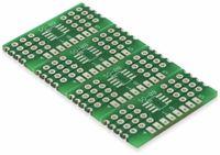 Vorschau: Adapterplatine SO-08, 4-fach, RM2,54