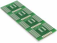Vorschau: Adapterplatine SO-14, 4-fach, RM2,54