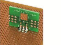 Vorschau: Adapterplatine TO-252, 4-fach, RM2,54