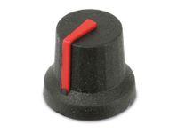 Vorschau: Drehknopf mit Zeigermarkierung CLIFF CL170842CR