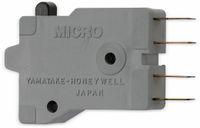 Vorschau: Miniatur-Schnappschalter, Honeywell, BLE-1A