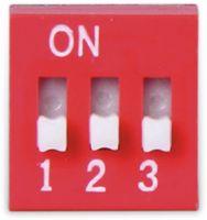 Vorschau: DIP-Schalter, ONPOW, 3 polig