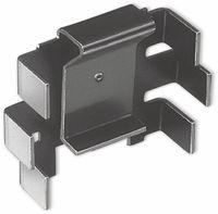 Vorschau: Kühlkörper, Fischer Elektronik, FK 220 SA 220, Fingerkühlkörper, schwarz, Aluminium