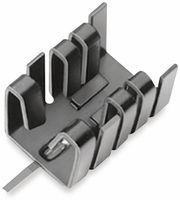Vorschau: Kühlkörper, Fischer Elektronik, FK 237 SA220 V, Fingerkühlkörper, schwarz, Aluminium