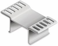 Vorschau: Kühlkörper, Fischer Elektronik, FK 244 13 D2 PAK, SMD Kühlkörper, blank, Aluminium