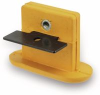Vorschau: Schwingungsdämpfer, gelb, 1 Stück