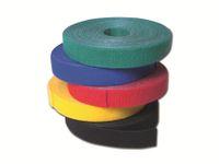 Vorschau: Klett-Kabelbinder LOGILINK KAB0050, 4000x16mm, schwarz