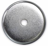 Vorschau: Magnet mit Bohrung, Ø 36x7,2 mm