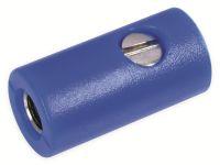 Zwergkupplungen, blau