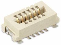 Vorschau: SMD Leiterplatten-Steckverbinder FCI CONAN 91921-31111, 11-polig
