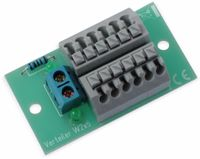 Vorschau: Stromverteiler 2x 6-polig, W2x6, mit Steckklemmen und Kontrollleuchten