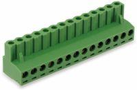 Vorschau: Leiterplattenanschlussklemme, 14pol.. RM5,08 mm, 10A