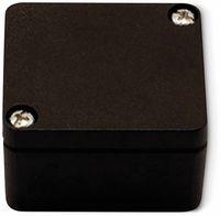 Vorschau: Alu-Gehäuse Efabox, 50x45x30 mm, schwarz, IP68