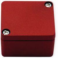 Vorschau: Alu-Gehäuse Efabox, 50x45x30 mm, rot, IP68