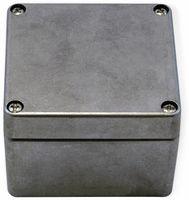 Vorschau: Alu-Gehäuse Efabox, 80x75x57 mm, blank, IP68