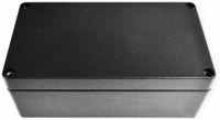 Vorschau: Alu-Gehäuse Efabox, 220x120x81 mm, schwarz, IP68