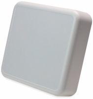 Vorschau: Raumsensorgehäuse, AXXATRONIC, CamdenBoss CBRS01SWH, weiß 86x86x25,5mm