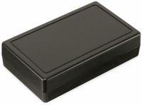 Vorschau: Kunststoffgehäuse mit Batteriefach, STRAPUBOX, Typ 6000 SW, 103 x 62 x 26 mm