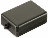 Vorschau: Kunststoffgehäuse mit Öse, STRAPUBOX, Typ 2043 SW, 53 x 37 x 20 mm