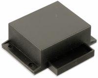 Vorschau: Kunststoffgehäuse mit Wanne und Lasche, STRAPUBOX, Typ 521, 54 x 45 x 21 mm